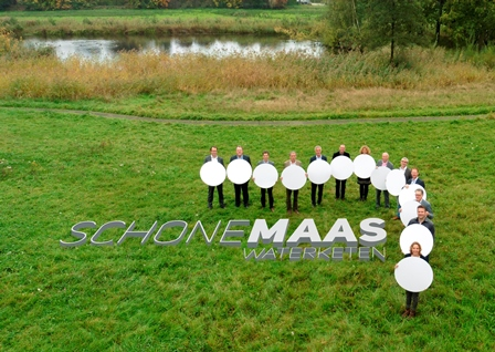 Start project Schone Maaswaterketen